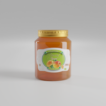 Pearsons Apricot Jam
